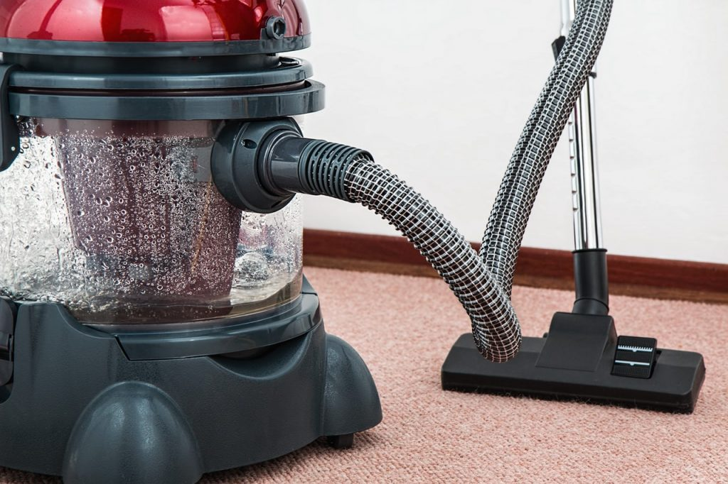 how long can scabies survive in carpet?
